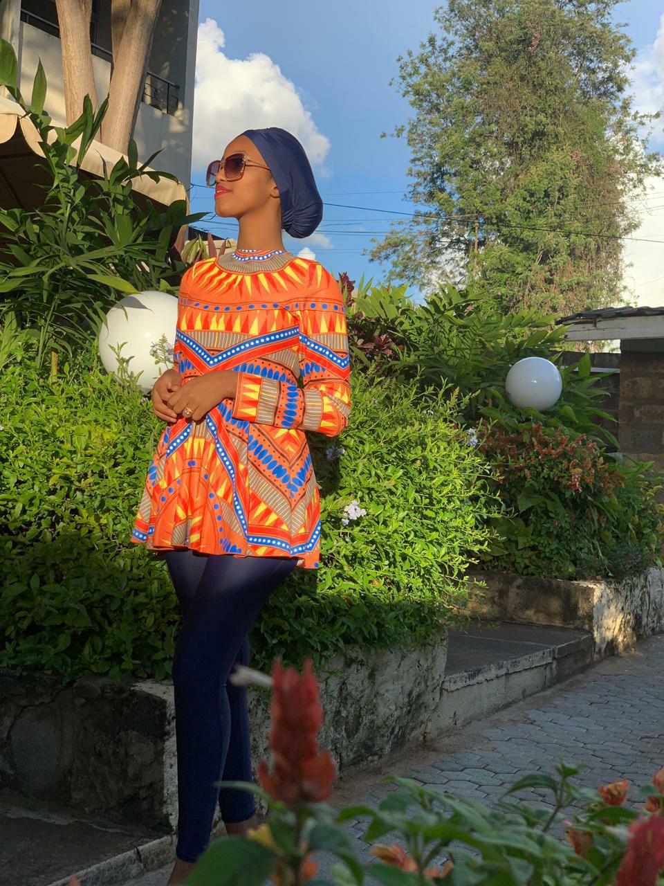 Burkini wear